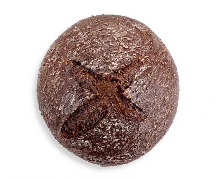 Pumpernickel Round Loaf