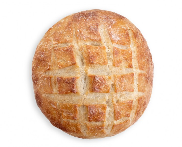 Small Country-style Round Loaf