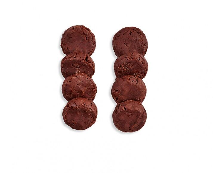 BISCUITS DOUBLE CHOCOLAT SURGELÉ À CUIRE