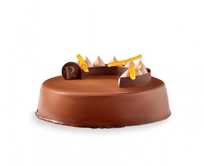 CHOCOLATE-ORANGE CRISP