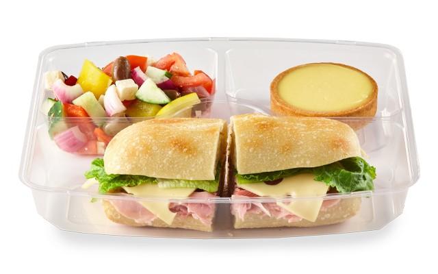 Sandwich boxes